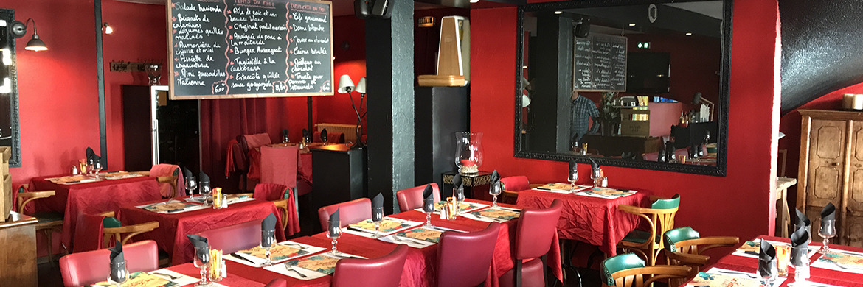 Le Touco Restaurant Mexicain et Cusine du monde à Beauvais