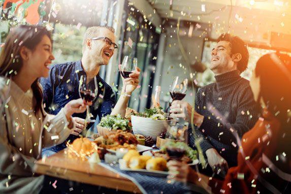 Menu Féeries Gourmandes - Tout le mois de décembre