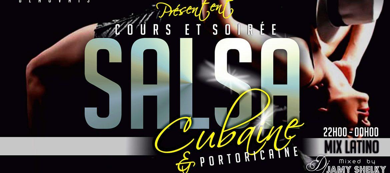 Cours et Soirée Salsa - Tous les mercredis à partir du 6 Février